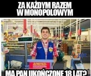 W monopolowym