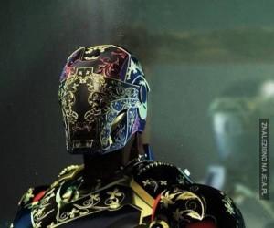 Stylowy Iron Man