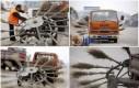Sprzątanie ulic w krajach trzeciego świata