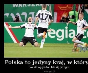 Polska to jedyny kraj, w którym