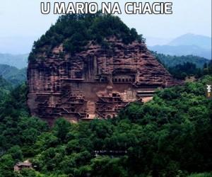 U Mario na chacie