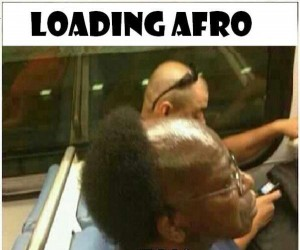 Loading afro...