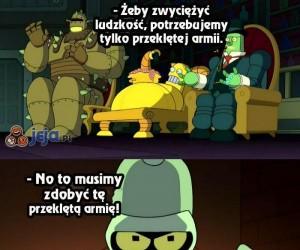 Bender - najtwardszy negocjator świata