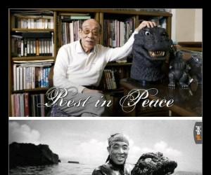 7 sierpnia w wieku 88 lat zmarł Haruo Nakajima