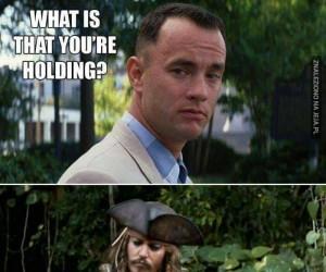 Rum, Forrest, rum!