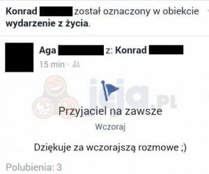 Friendzone ogłoszone publicznie
