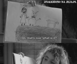 Dziecięcy rysunek