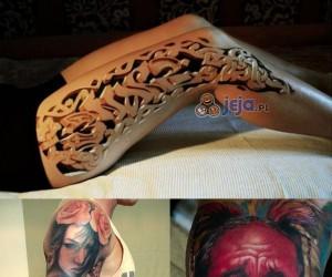 Oryginalne i ciekawe tatuaże cz.2