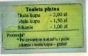 Toaleta płatna
