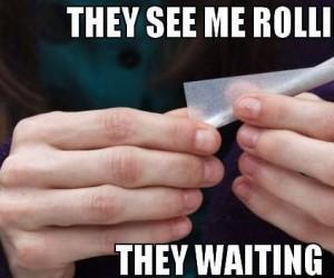 Gdy kumple czekają...