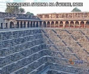 Najgłębsza studnia na świecie, Indie
