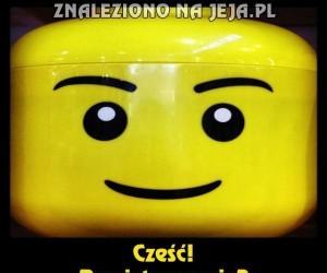 Szykuj stopy, Lego czyha!