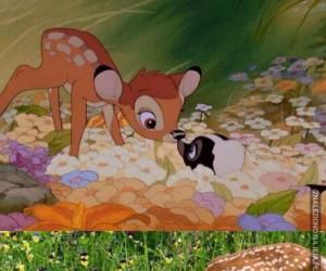 Bambi i nowi koledzy