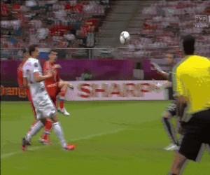 Dwa słowa, które wypowiedziało pół Polski po niezaliczonym golu