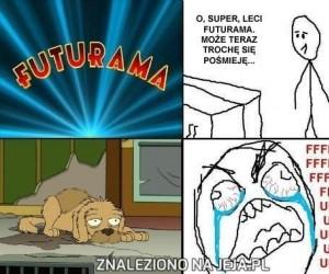 Futurama nie tylko do śmiechu...