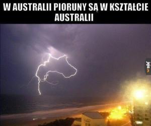 Z Australią nie ma żartów