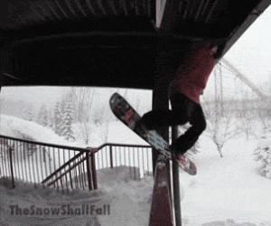 Skok na desce