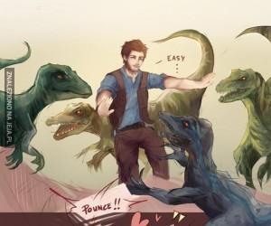 Jurassic World podbija internet