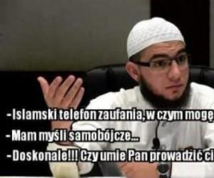 Islamski telefon zaufania