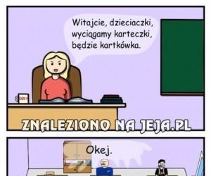 Nauczycielka z powołania