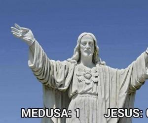 Meduza, niee!