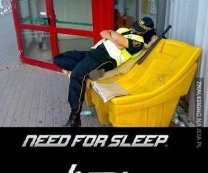 Need for Sleep: Hot Pursuit