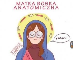 Matka Boska Anatomiczna