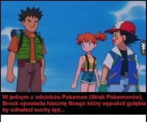 Logika świata Pokemonów