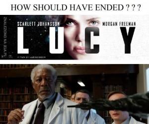 Jak powinna się skończyć Lucy