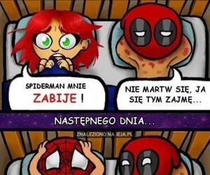 Typowy Deadpool