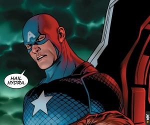 Kapitan Ameryka jest tajnym agentem HYDRY. Dafuq?