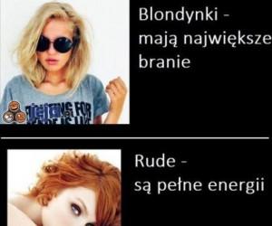 Jaki masz kolor włosów?