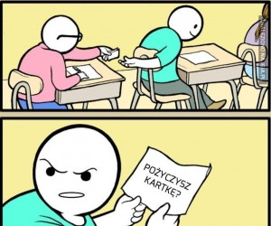 Trollowanie na lekcji