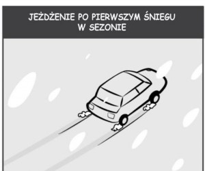 Jeżdżenie po śniegu