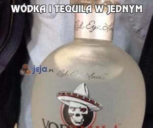 Wódka i tequila w jednym