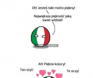 Romantyczne Włochy