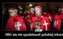 Nikt się nie spodziewał polskiej inkwizycji...