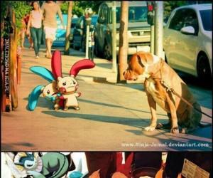 Gdyby Pokemony naprawdę istniały...