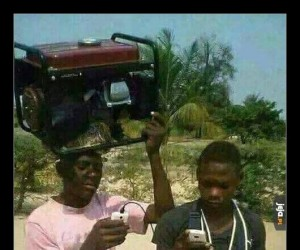 Powerbanki w Afryce