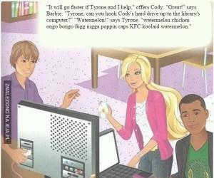 Komputerowe problemy Barbie