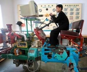 Wyciekło zdjęcie hakera z Korei Północnej