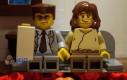 Filmowe sceny z Lego