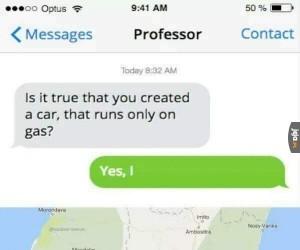 Samochód na gaz