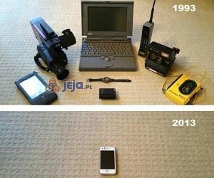 Technologia idzie naprzód!