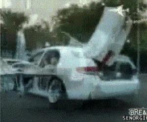 Zapomniałem jak być samochodem!