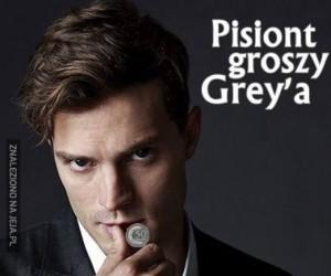 Pisiont groszy Grey'a