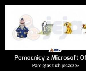 Pomocnicy z Microsoft Office