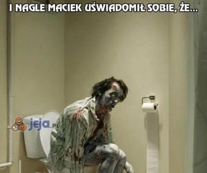 Problemy zombie...