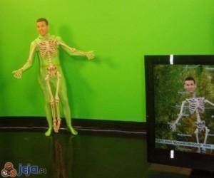 Witamy w programie pana szkieleta