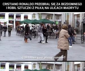 Trollujący Ronaldo poniósł klęskę